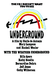 Underground(1976) Poster - Movie Forum, Cast, Reviews