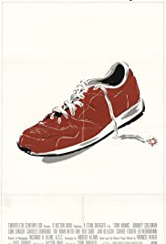 The Man with One Red Shoe Poster