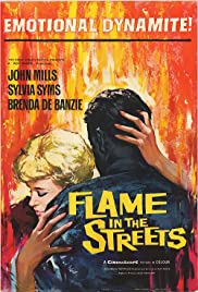 Flame in the Streets Poster