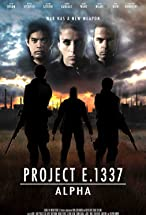 Primary image for Project E.1337: ALPHA