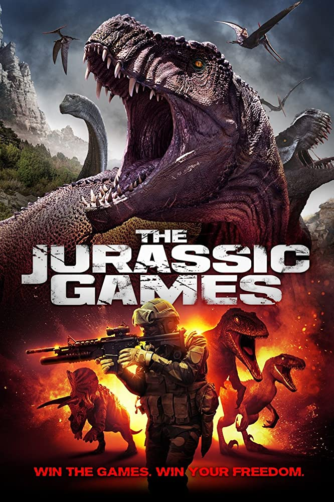 The Jurassic Games Movie Poster