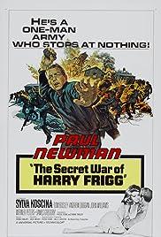 The Secret War of Harry Frigg Poster