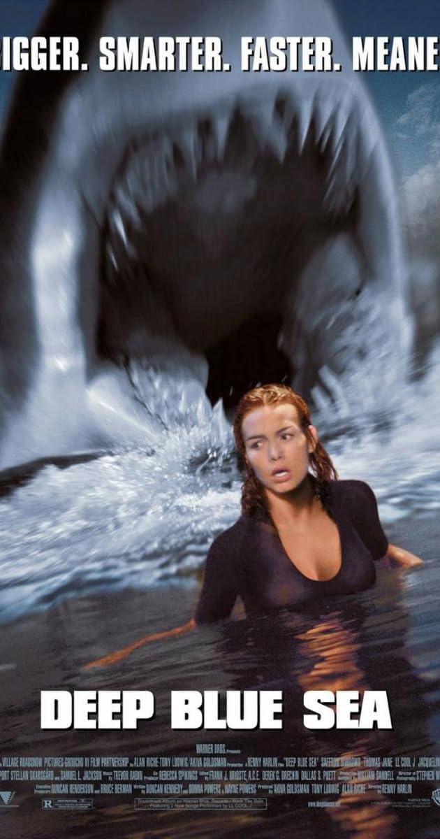 deep blue sea 1999 imdb