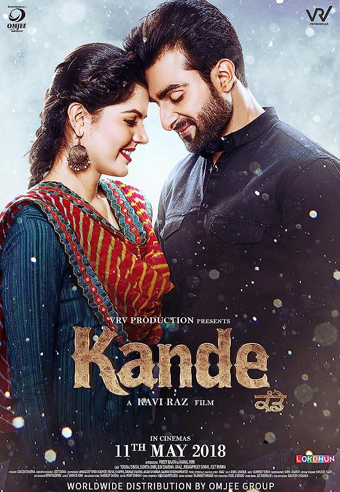 Kande (2018) Punjabi 720p HDTVRip x264 1.1GB