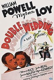 Double wedding 1937 imdb double wedding poster junglespirit Image collections