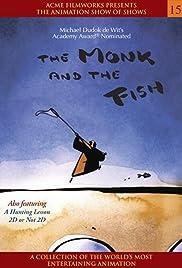 Le moine et le poisson Poster