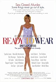 Ready to Wear(1994) Poster - Movie Forum, Cast, Reviews