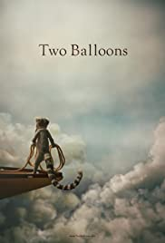 Two Balloons Poster