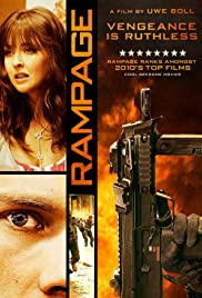 Rampage (2009) Poster - Movie Forum, Cast, Reviews
