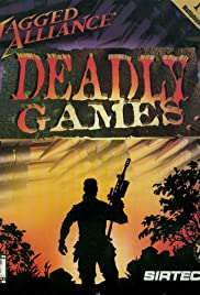 Jagged Alliance: Deadly Games Poster