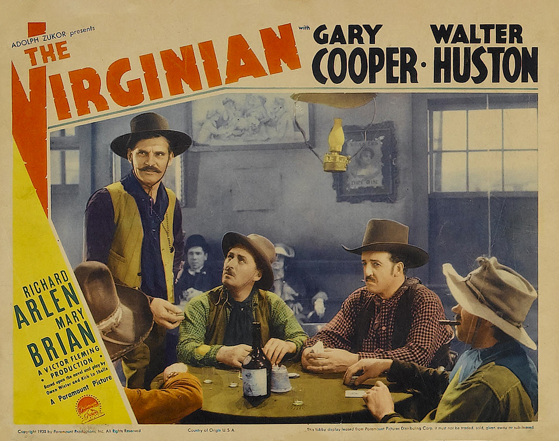 Image result for The Virginian (1929)