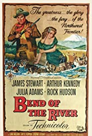 Bend of the River Poster