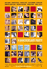 The Anniversary Party Poster
