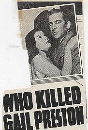 Who Killed Gail Preston? Poster