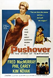Pushover Poster