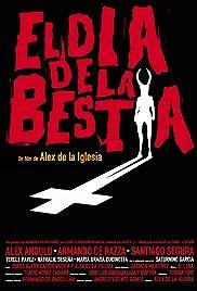El día de la bestia Poster