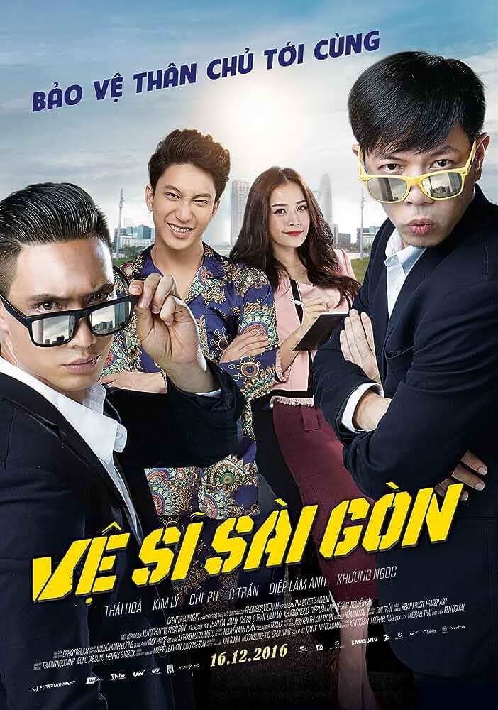 Saigon Bodyguards 2016 Dual Audio Hindi 720p BluRay Esub