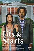 Wyatt Cenac and Greta Lee in Fits and Starts (2017)