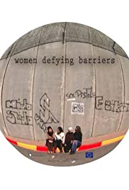 Women Defying Barriers Poster