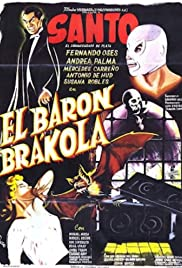 El barón Brakola Poster