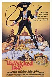The Wicked Lady Poster