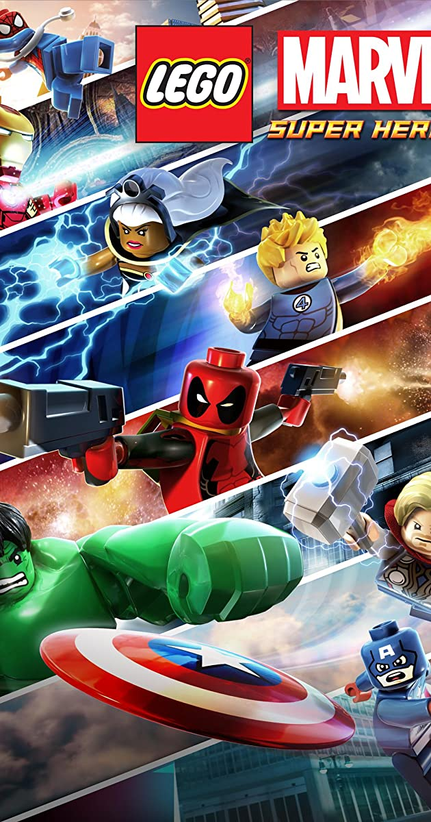 Lego Marvel Super Heroes: Maximum Overload (TV Series 2013– ) - IMDb