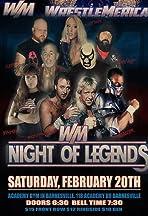 Wrestlemerica Night of Legends