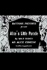 Alice's Little Parade Poster