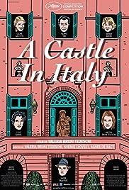 Un château en Italie Poster