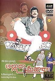 Alluda Majaaka!(1995) Poster - Movie Forum, Cast, Reviews