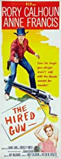 The Hired Gun (1957) Poster
