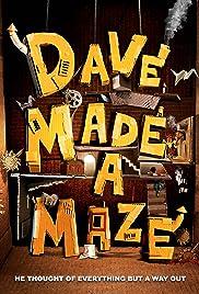 Nonton Film Dave Made a Maze (2017)