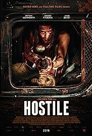 Hostile VOSTFR HDlight 720p 2018