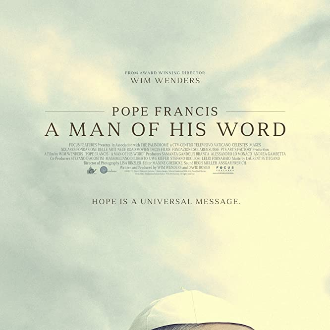 Pope Francis in Pope Francis: A Man of His Word (2018)