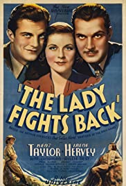 The Lady Fights Back Poster