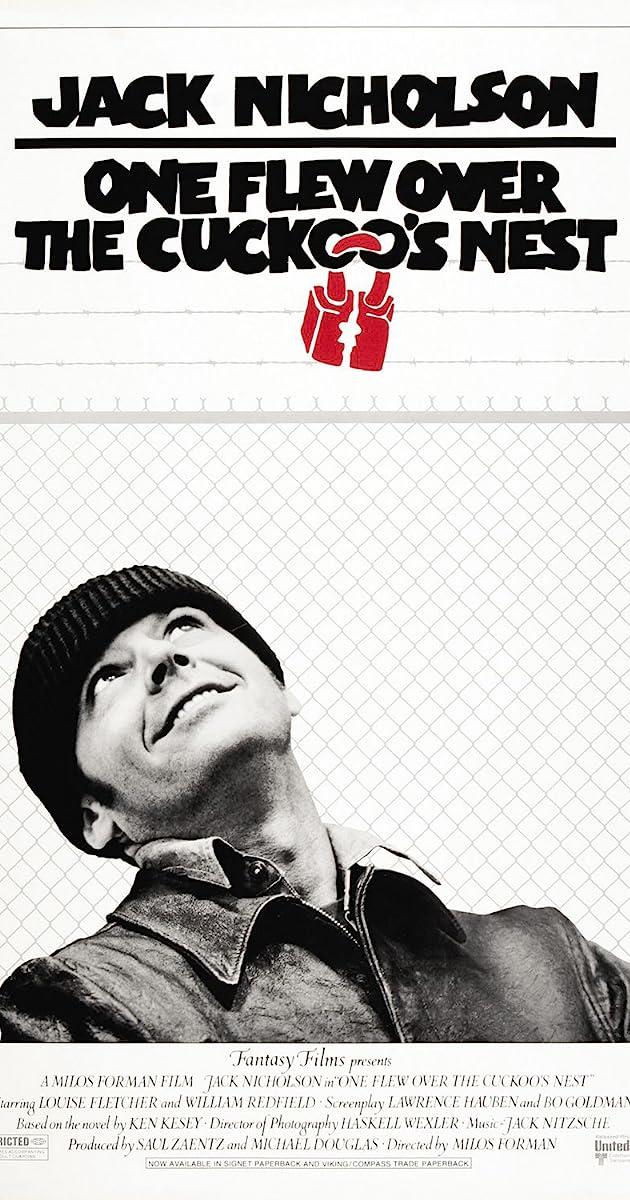 One Flew Over the Cuckoo's Nest (1975) - IMDb