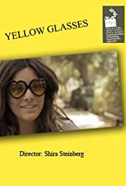 Yellow Glasses Poster