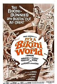 a bikini world its