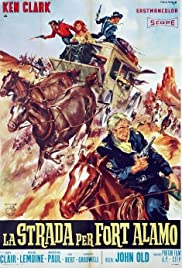 The Road to Fort Alamo(1964) Poster - Movie Forum, Cast, Reviews