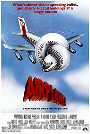 Airplane! poster