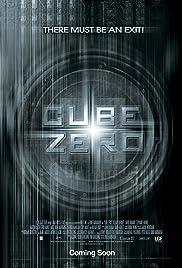 Cubeº: Cube Zero Poster