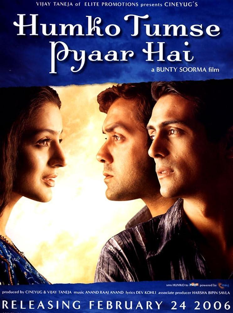 Humko Tumse Pyaar Hai (2006) Hindi 720p HDTVRip x264 1.4GB
