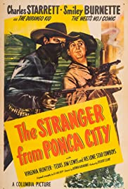 The Stranger from Ponca City Poster