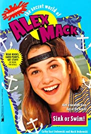 The Secret World of Alex Mack Poster