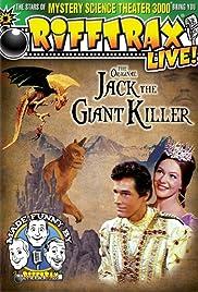 RiffTrax Live: Jack the Giant Killer Poster