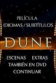 Dune: Edición Especial Poster