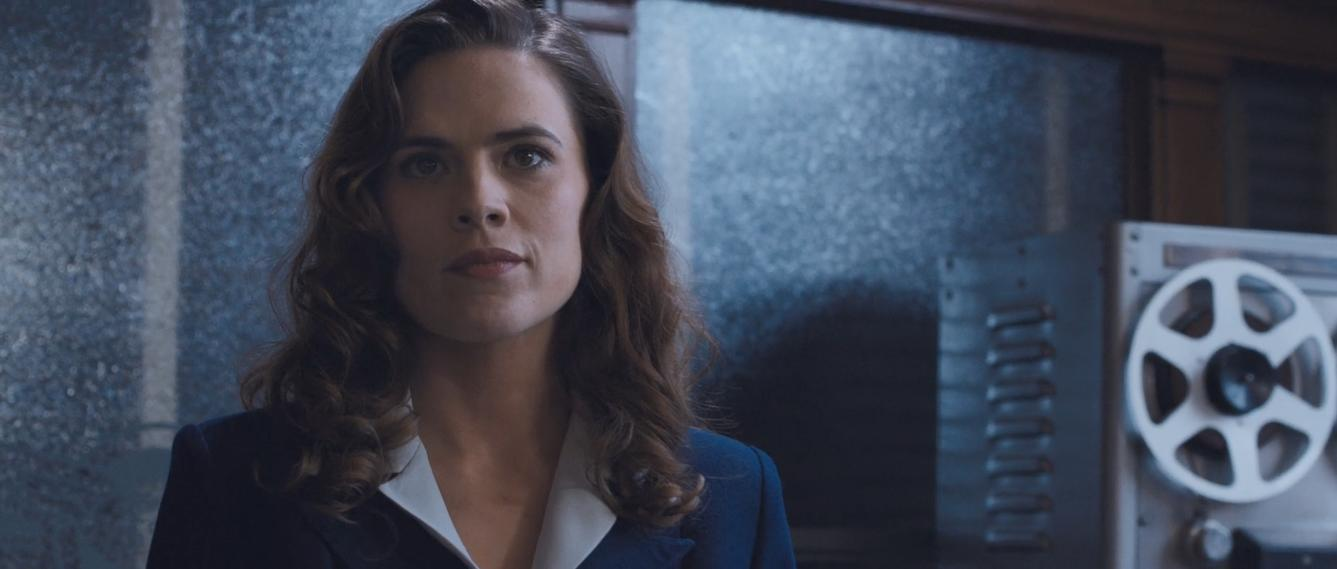 Hayley Atwell in Marvel One-Shot: Agent Carter (2013)