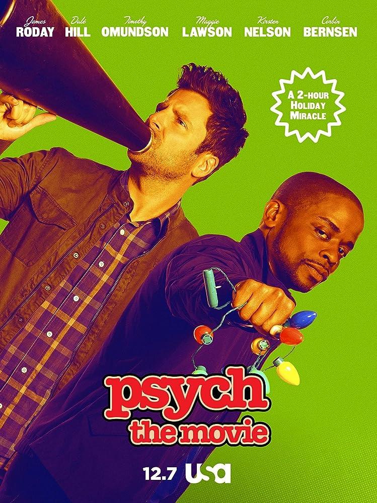Assistir Psych O Filme Online