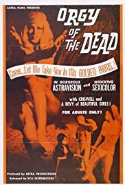 Orgy of the Dead(1965) Poster - Movie Forum, Cast, Reviews