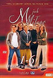 M jak milosc Poster - TV Show Forum, Cast, Reviews